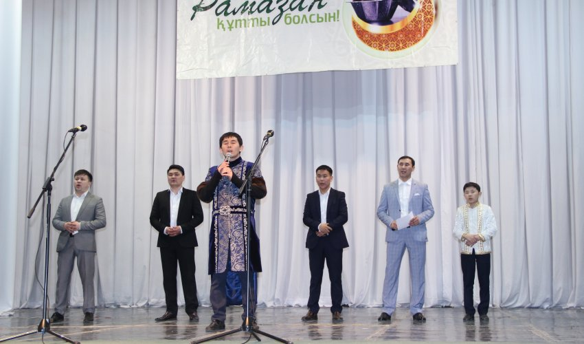 В Павлодаре прошел духовно-просветительский вечер  «Берекелі Рамазан»