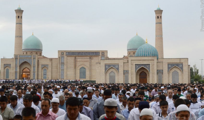 Өзбекстанда Құрбан айт мейрамы демалыс күні болып жарияланды