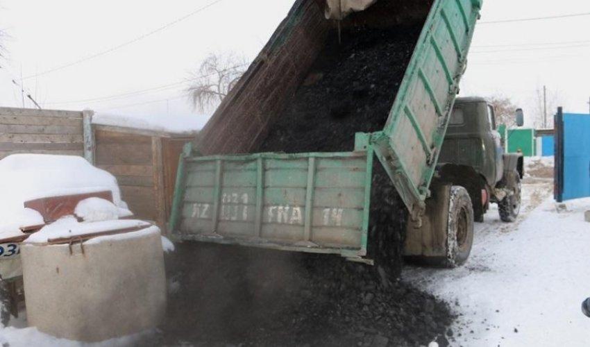 В Павлодаре нуждающиеся семьи получат бесплатный уголь