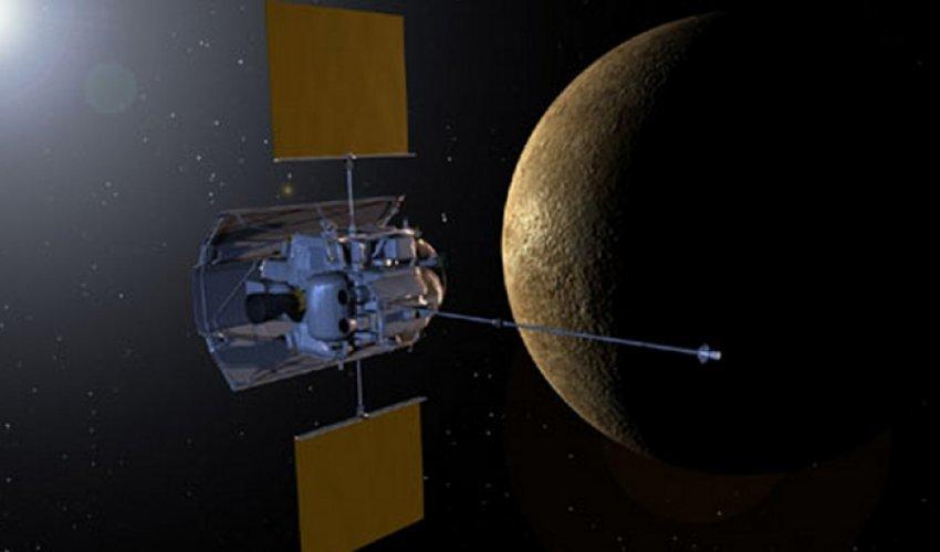 NASA-ның «MESSENGER» станциясы жұмысын тоқтатты
