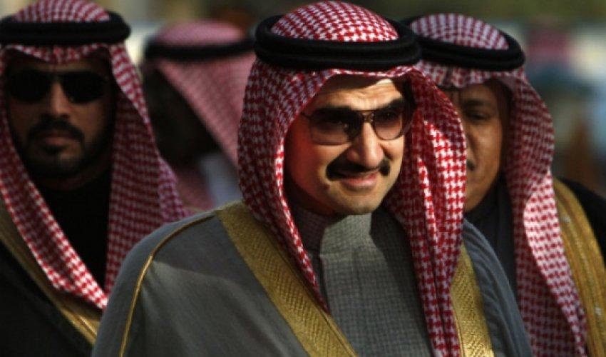 Саудиялық ханзада өзінің бар байлығын қайырымдылыққа жұмсайтынын айтты