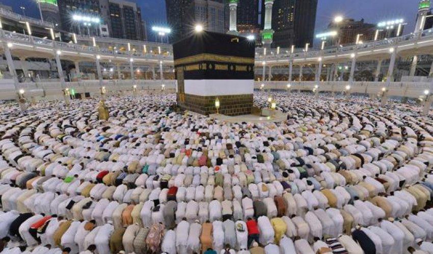 Рамазан басталғалы 14 000 000 мұсылман умра қажылығын өтеді