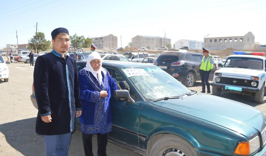 Рамазан айының құрметіне тегін такси