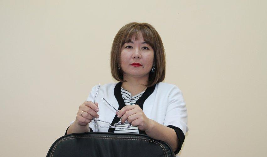 Гульназ Раздыкова: Шаг за шагом вместе с подопечными мы движемся из мрака к свету