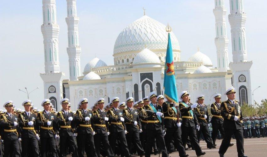 Қазақстан армиясы әлемдік рейтингте 14 сатыға көтерілді