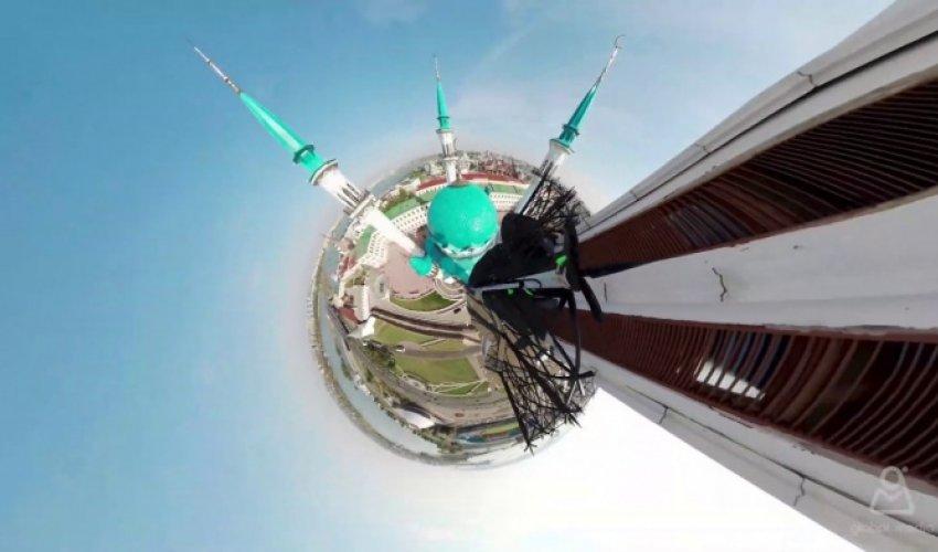 Видеоролик, снятый с минарета мечети Кул Шариф, победил в международном конкурсе (ВИДЕО)