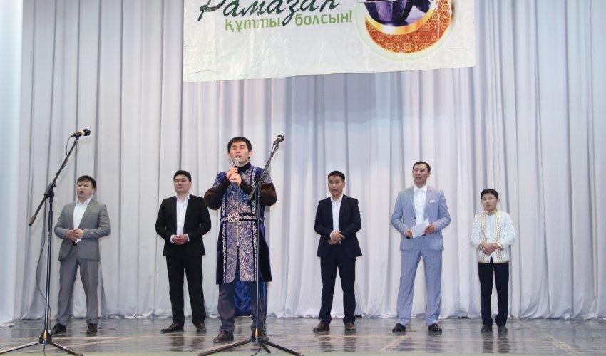 Павлодар: «Берекелі Рамазан» атты рухани кеш өтті