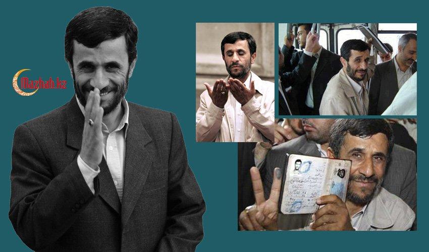 Иран президенті Махмуд Ахмадинежад жайлы жан тебірентерлік 9 толғам