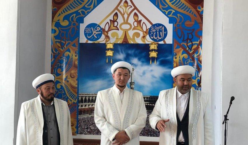 В Щербактинском районе сменился имам