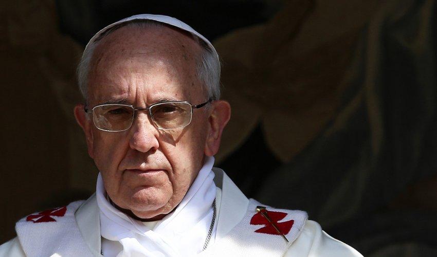 Рим папасы мешітке барды