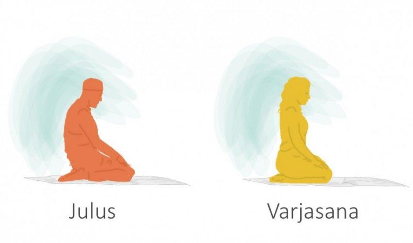 Намаз – йога? Не может быть!