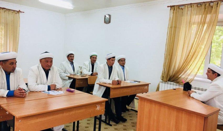Имамдардың кезекті жиналысы