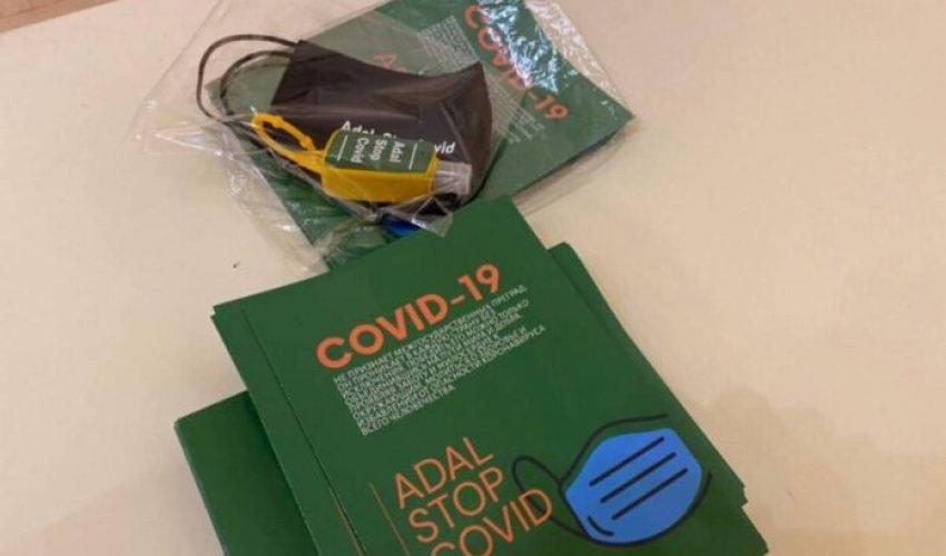 В Казахстане верующим раздают буклеты, информирующие об опасности коронавируса