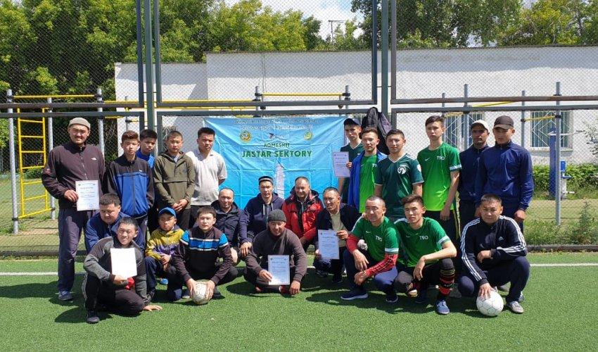 Мешітаралық  футбол турнирі
