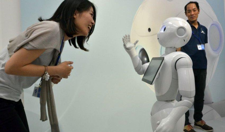 Жапонияда роботты жалға алуға болады