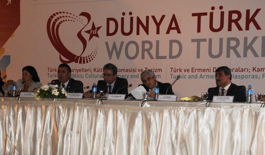 Стамбулда Дүниежүзілік Түркі форумы өтуде