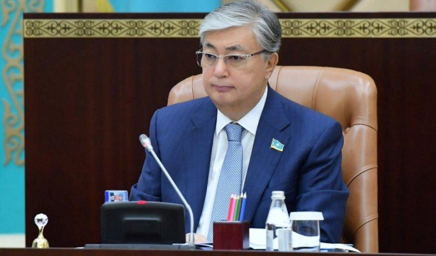Касым-Жомарт Токаев поздравил казахстанцев с началом Рамазана