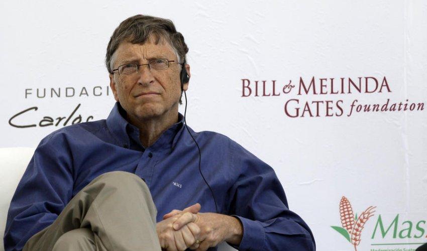 Фонд Билла Гейтса за 20 лет потратил $54 млрд на благотворительность