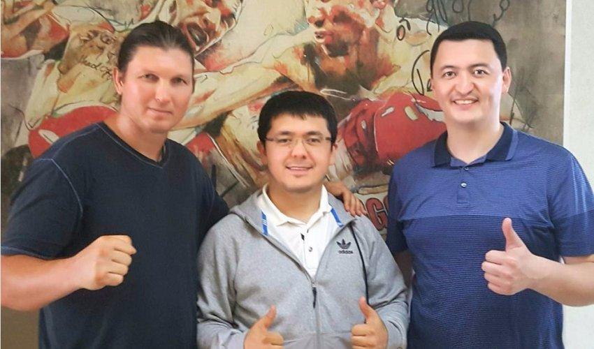 Белгілі боксшы Василий Жиров Ислам дінін қабылдады (фото)