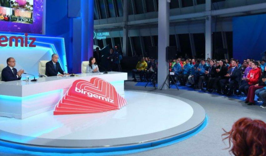 Республиканский фронт-офис волонтеров открылся в Казахстане