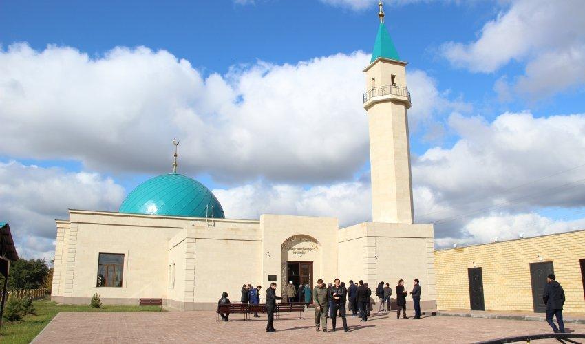 «Умар әл-Фаруқ» мешіті Рамазан айы қарсаңында