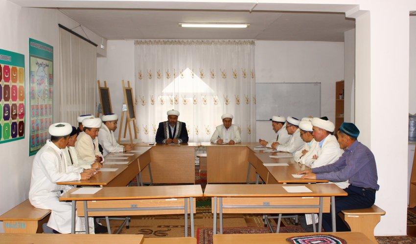 Өкіл имам Екібастүз қаласында