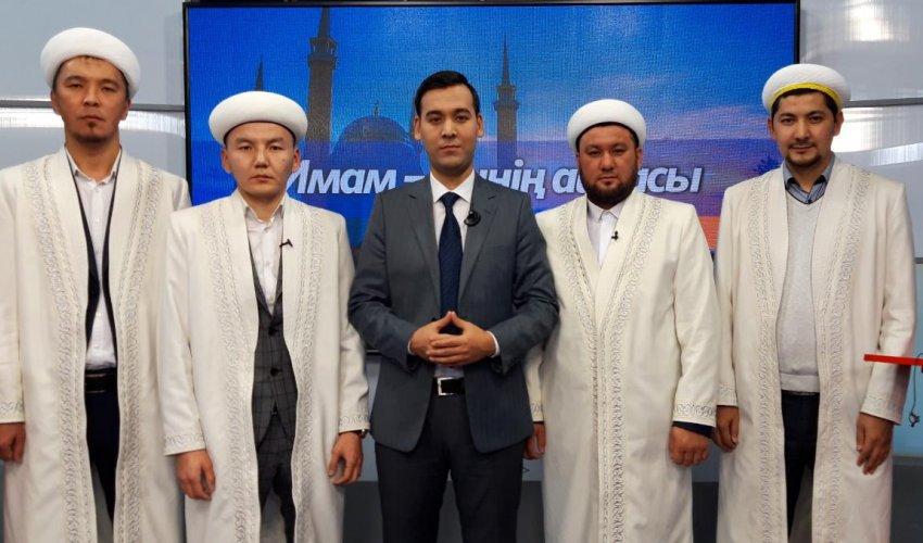 Имамдар «1 студия» бағдарламасына қатысты