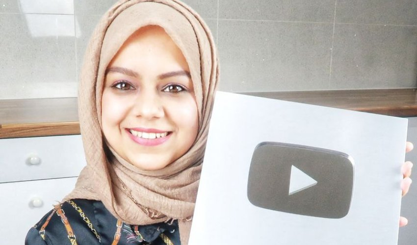 Многодетная мама-блогер признана самой вдохновляющей мусульманкой Великобритании