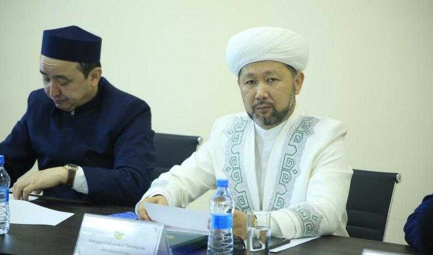 Председатель ДУМК: Необходимо открыть CALL-центр Муфтията