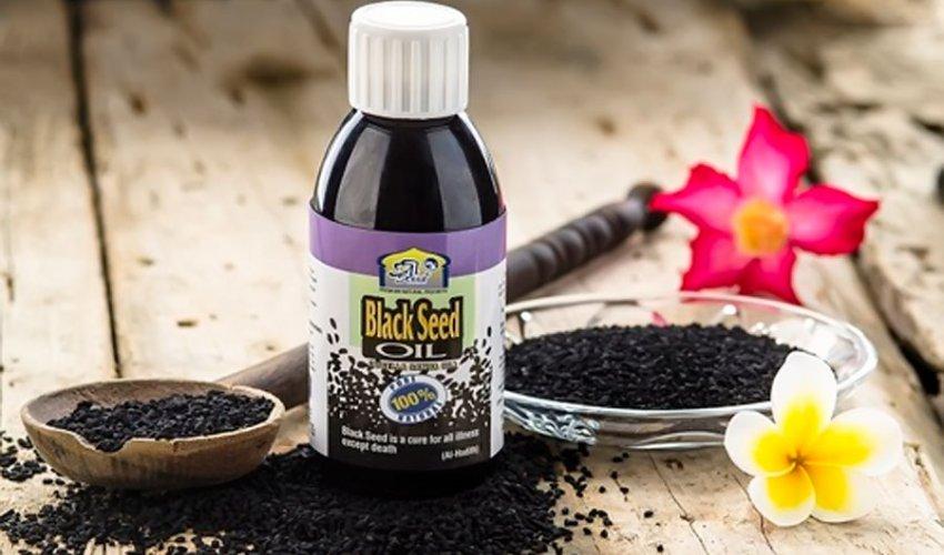 Лечение чёрным тмином и маслом чёрного тмина