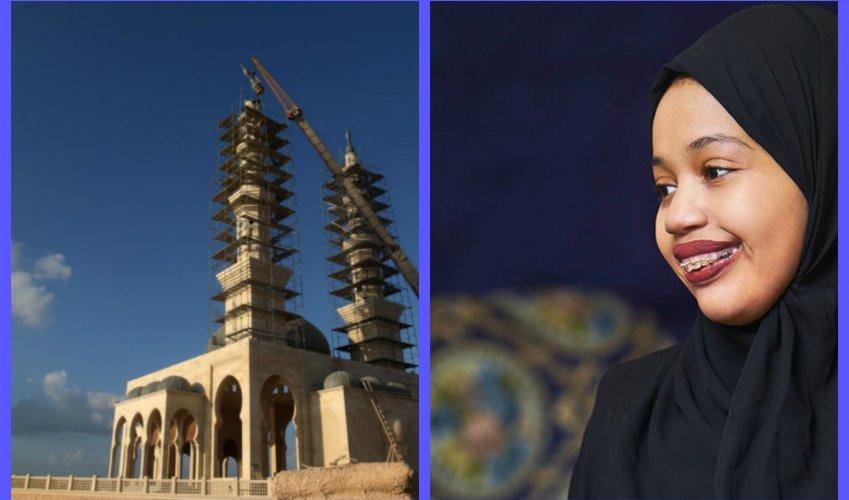 Смертельно больная мусульманка построит мечеть в бедной африканской стране
