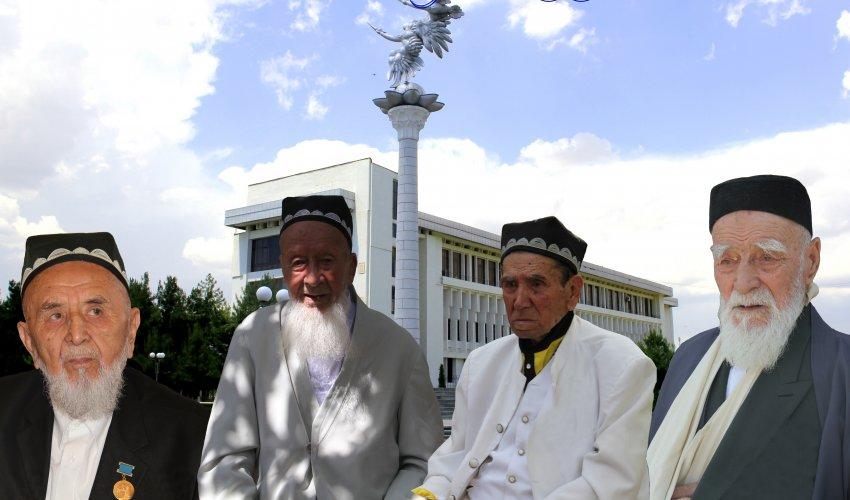 Өзбекстан президенті жасы 100-ден асқандарға жәрдемақы қосты