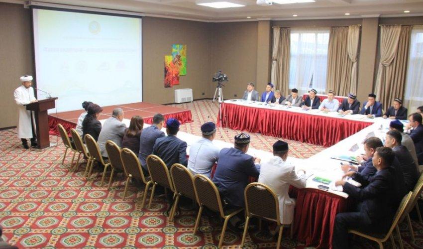 Астанада «Халал сертификациялау» семинары өтті (ФОТО)