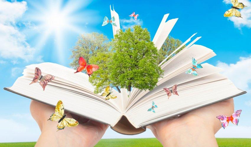 Рухани кемелділікке тәрбиелейтін кітап жарық көрді
