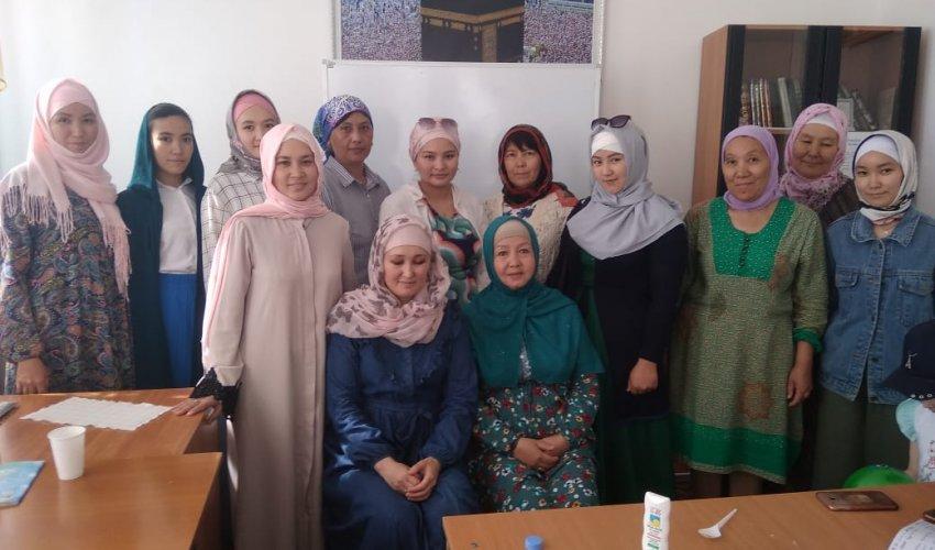 На семинаре в мечети обсудили вопросы здоровья