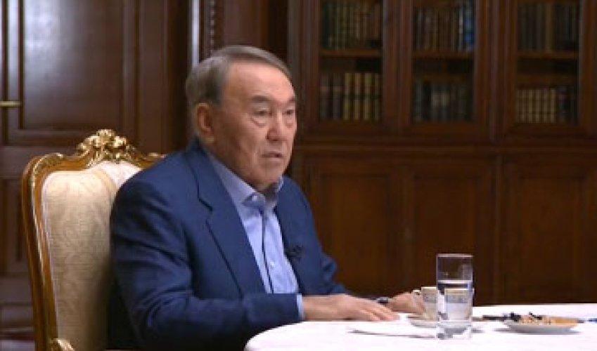 Н.Назарбаев сыйлыққа алған мол қаржыны қайда жұмсағанын айтты