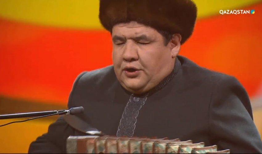 Жәкен Омаров: 'Құдіретін көрсең құдайдың'' - Майлықожаның термесі