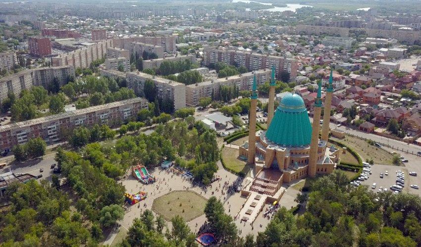 Праздник Ораза Айт в Павлодаре