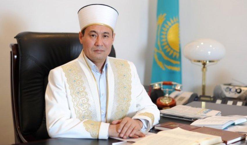 Бас мүфти: Астана – еліміздің рухани ордасы, бейбітшіліктің алтын бесігі